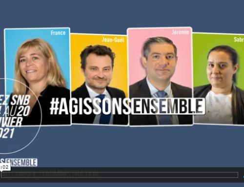 Vidéo de Campagne Élection au Conseil d'Administration : Candidats SNB